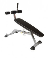 HF-5264 ADJUSTABLE AB BENCH