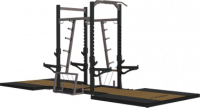 Big Iron Extreme  9Ft / 8Ft Combo Rack