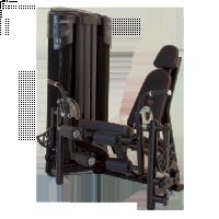 COMMERCIAL LEG EXTENSION/CURL
