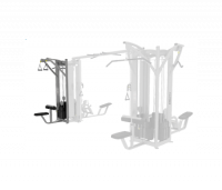 Dual Handle Lat Pulldown Add on